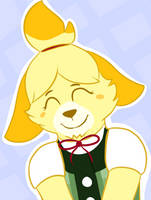 Isabelle by milodogs