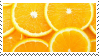 oranges stamp by milodogs