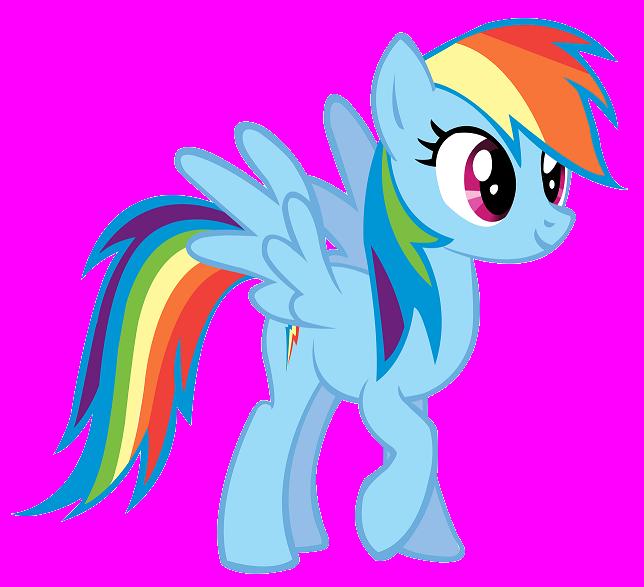 Rainbow Dash Png Rainbow Dash Ve...