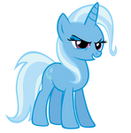 The Great and Naked Trixie