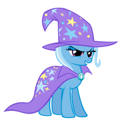 The Great and Powerful Trixie by Durpy