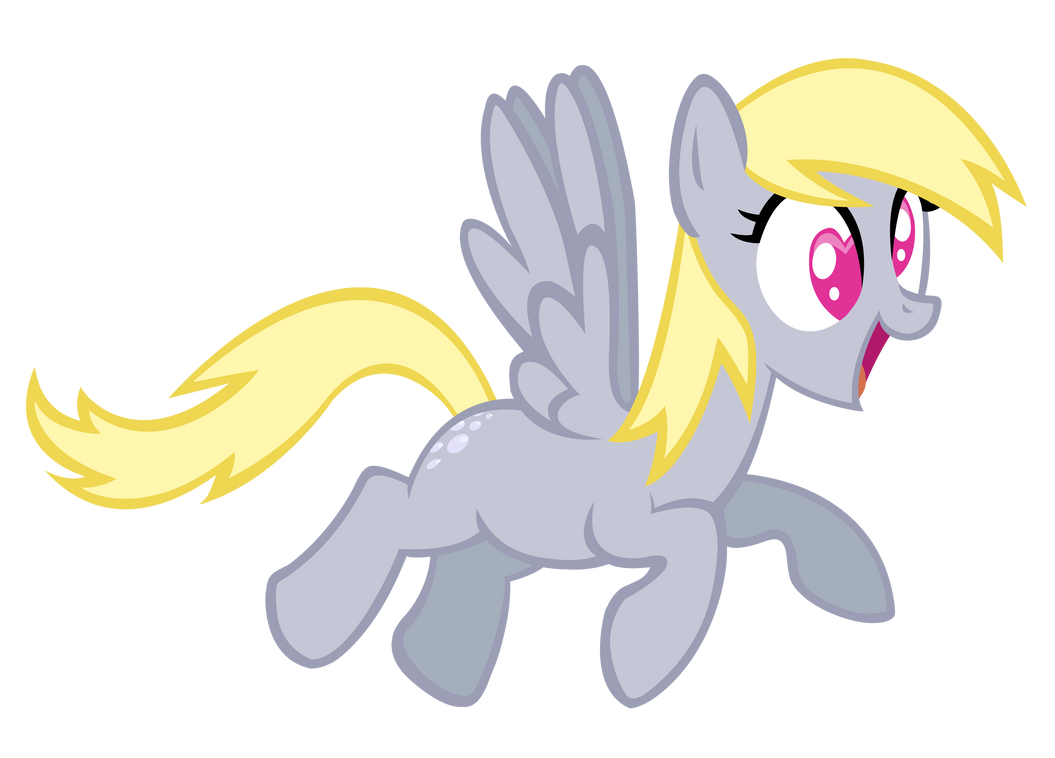 Derpy Lovestruck by Durpy