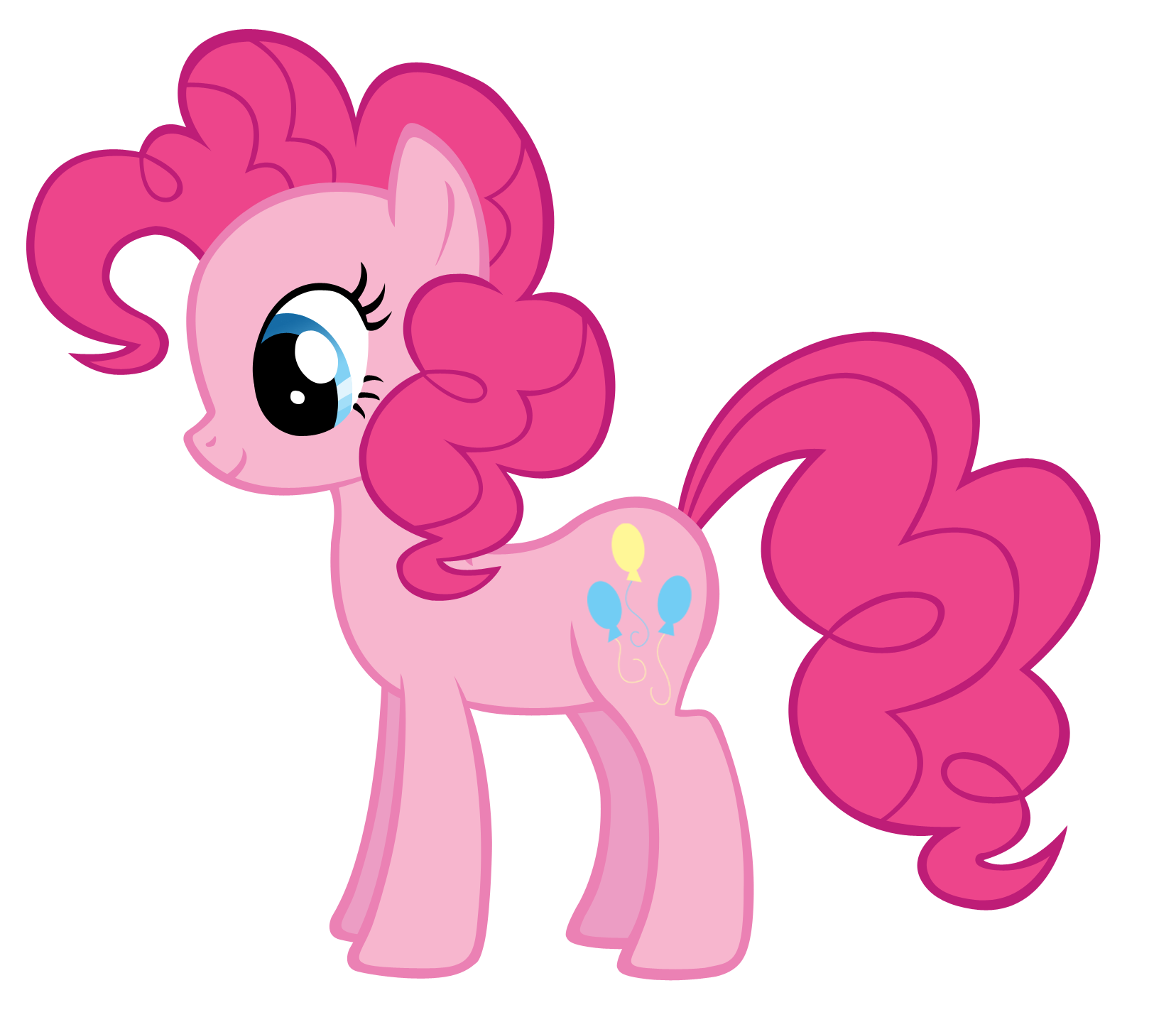 Pinkie Pie vector by Durpy