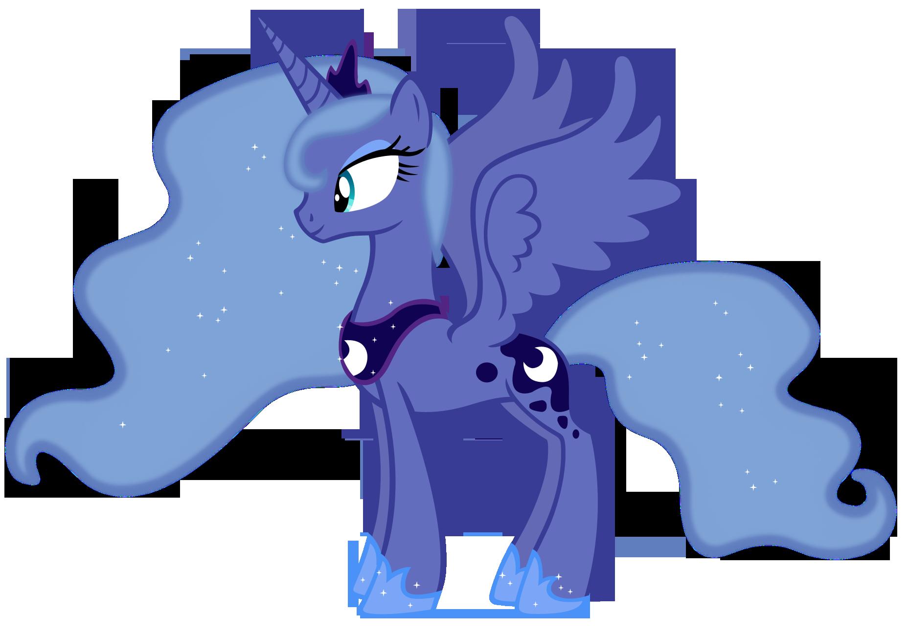 Princess Luna Season 1...