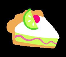 Cutie Mark - Kiwi Tart (Adventures in Ponyville) by Durpy