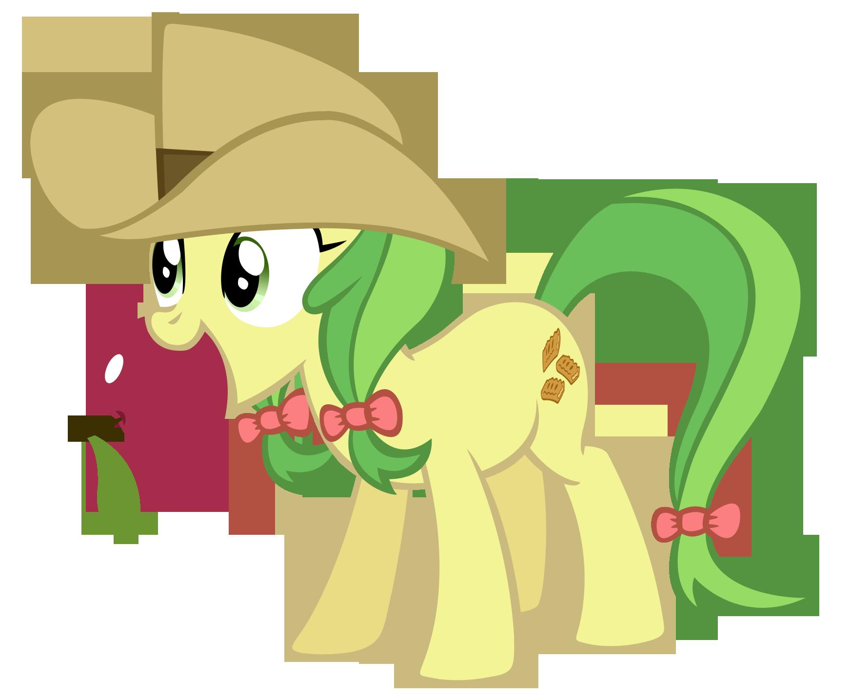 My little pony apple fritter - photo#12