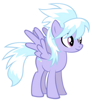 Cloudchaser vector by Durpy