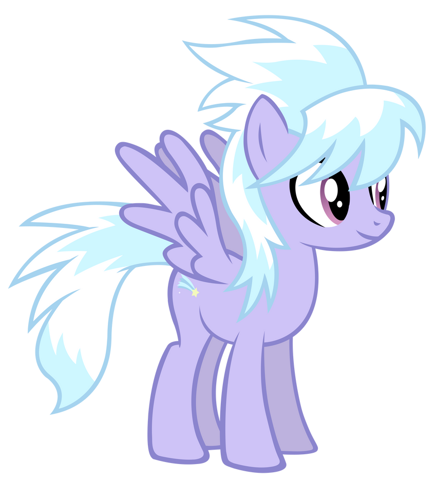 Just a Vector of Cloudchaser - Visual Fan Art - MLP Forums