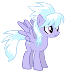 Cloudchaser vector