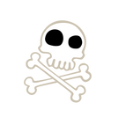 Cutie Mark - Skull and Crossbones