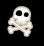 Cutie Mark - Skull and Crossbones