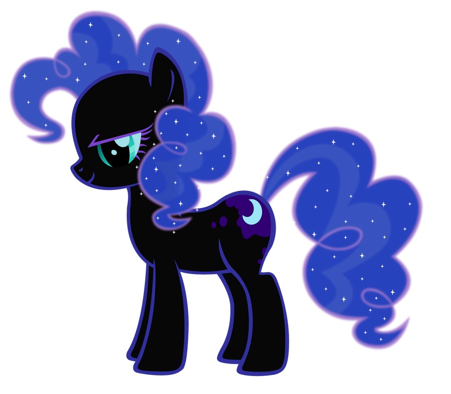 Night Pie vector by Durpy