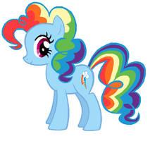 Rainbow Pie by Durpy