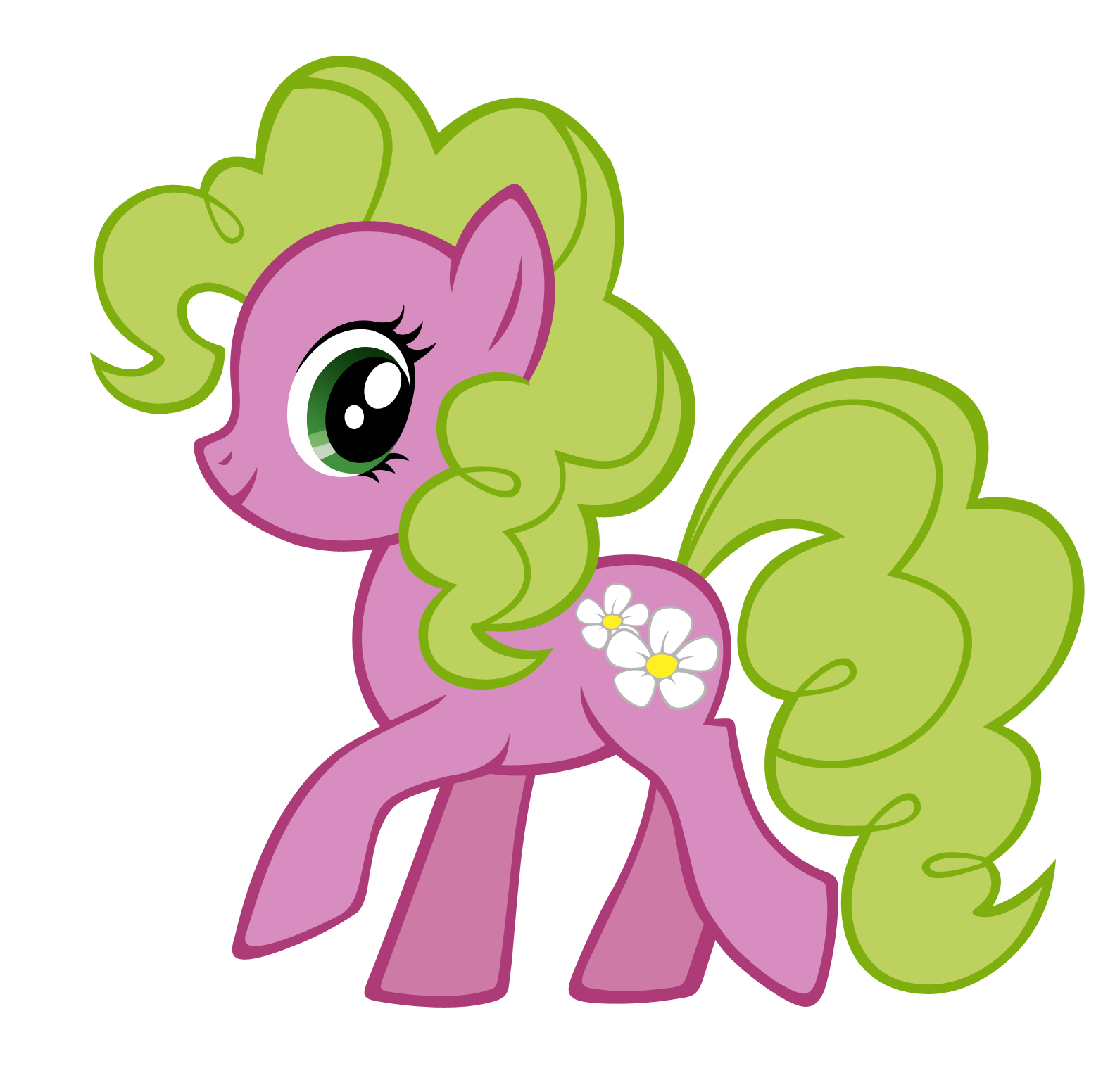 Flower Wishes BB vector by DurpyFlower Wishes Mlp