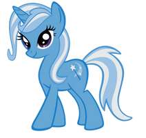 Trixie Lulamoon vector by Durpy