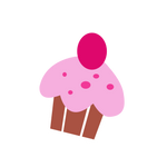 Cutie Mark - Cupcake/Sugarcup