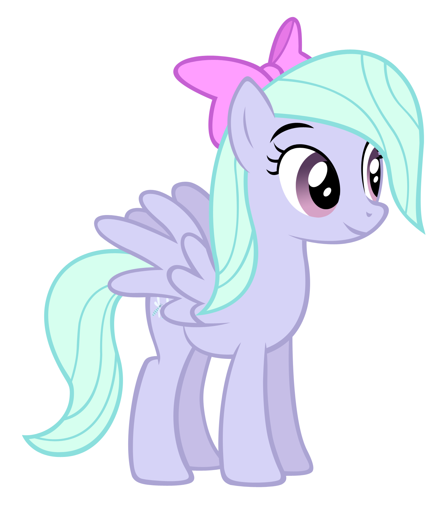 my little pony flitter and cloudchaser
