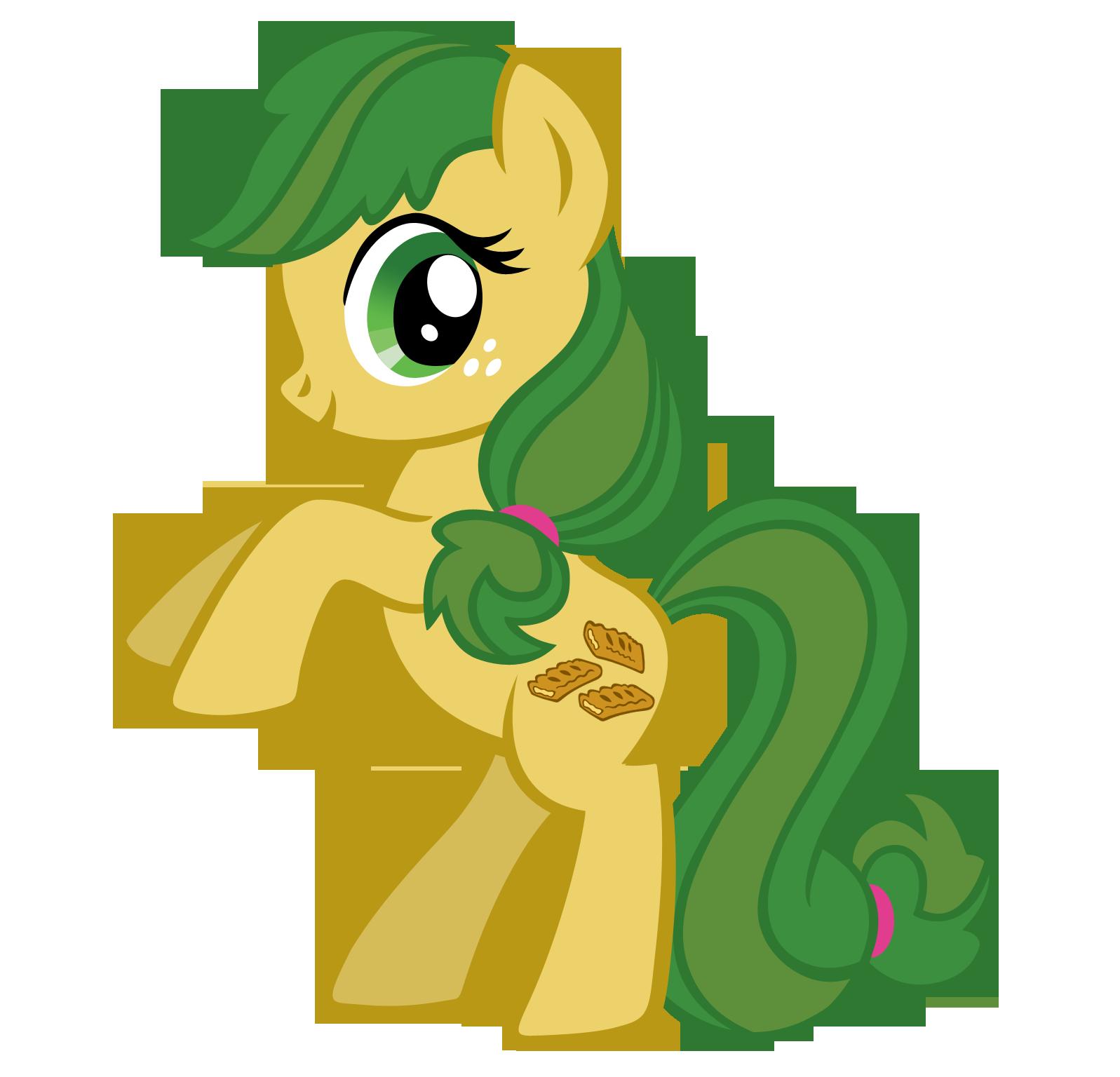 My little pony apple fritter - photo#21