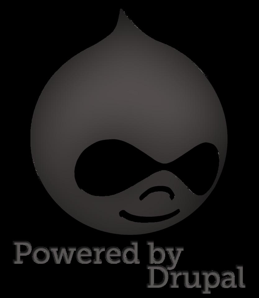 Update Powered by Drupal link [#2231693]   Drupal.org