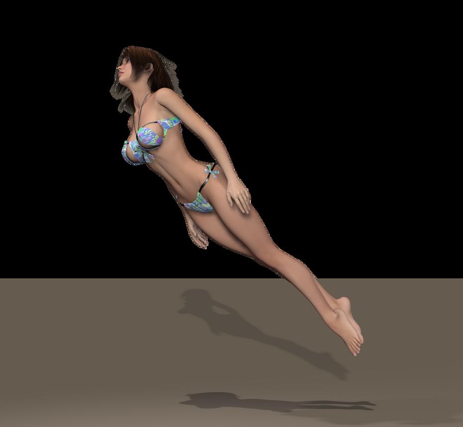 Swimmer Bikini 117