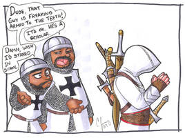 Assassin's Creed Sillyness
