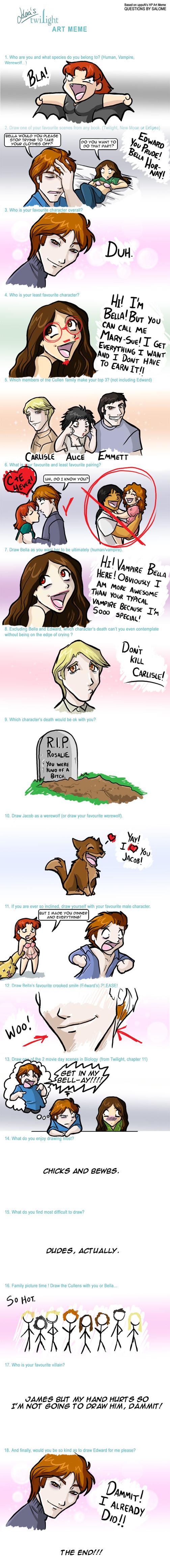 Twilight Art Meme by Candy-Janney