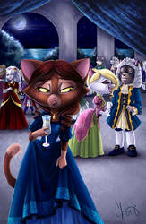 Tabitha Party by Candy-Janney