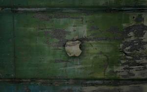 Rust Apple Walpaper by JarekZ