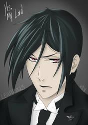 Sebastian Yes, My Lord by LeilaRocks
