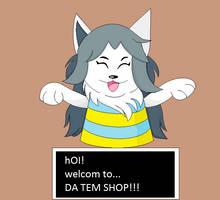 Temmie Shop