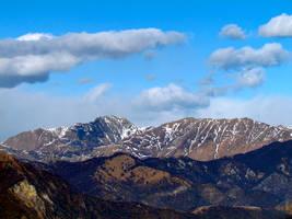 Last Spots of Snow by Sasa-Van-Goth