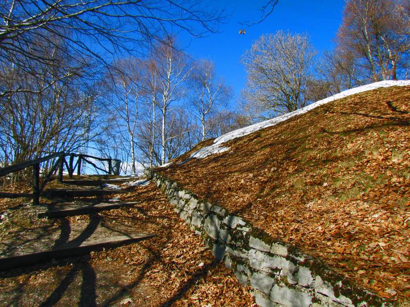 A bit of winter by Sasa-Van-Goth