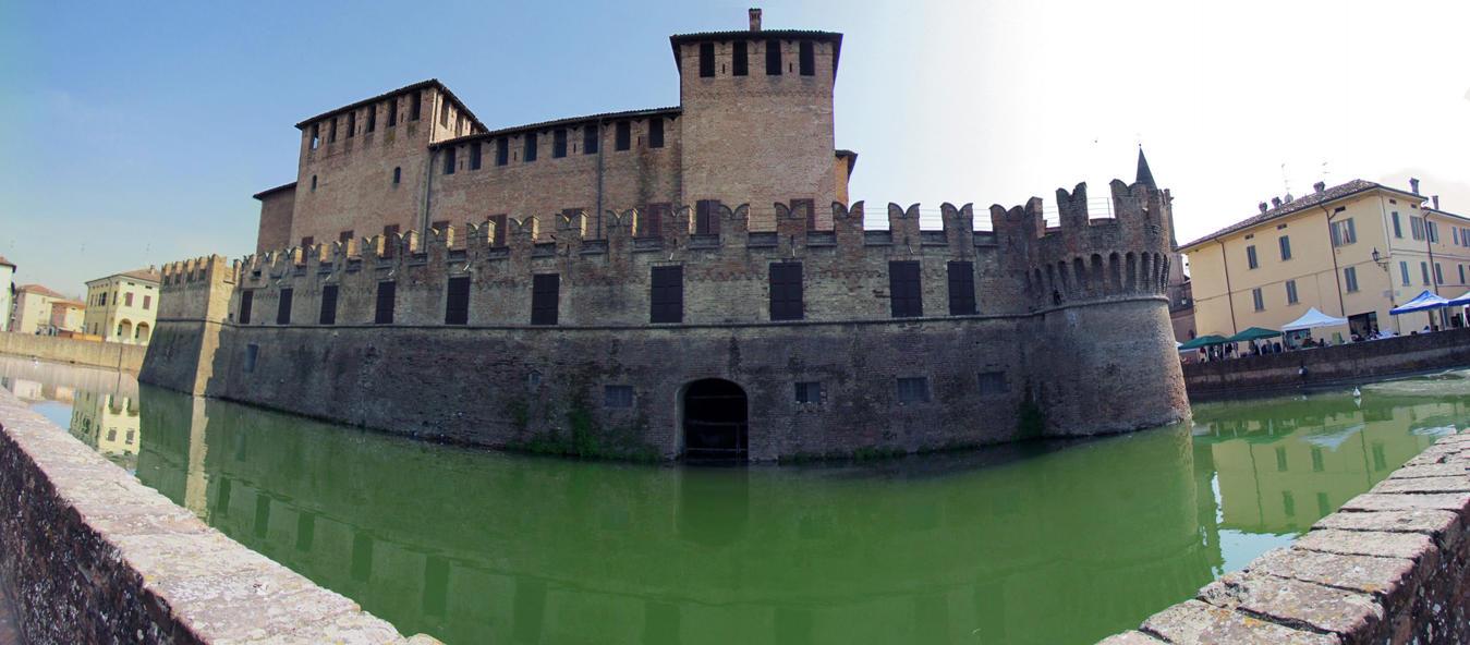 Rocca Sanvitale by Sasa-Van-Goth