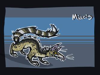 Miacis by circuitRx
