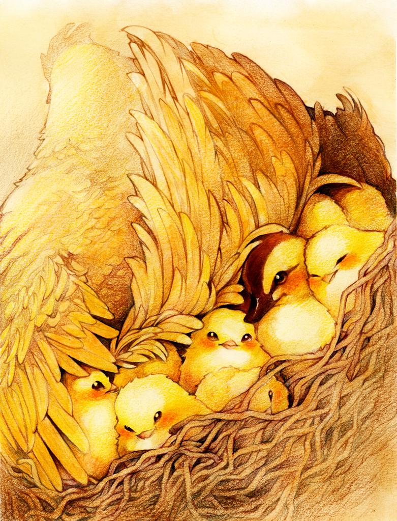 Family by ApplePoo