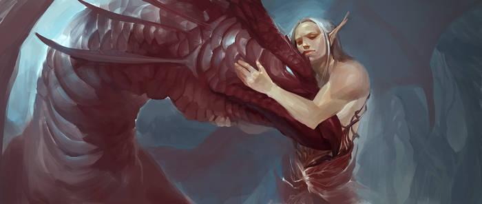 Elves That Hug Dragons