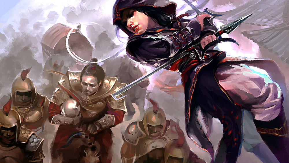 Assassin S Creed In Siradaki Oyunu Ile Ilgili Sizinti