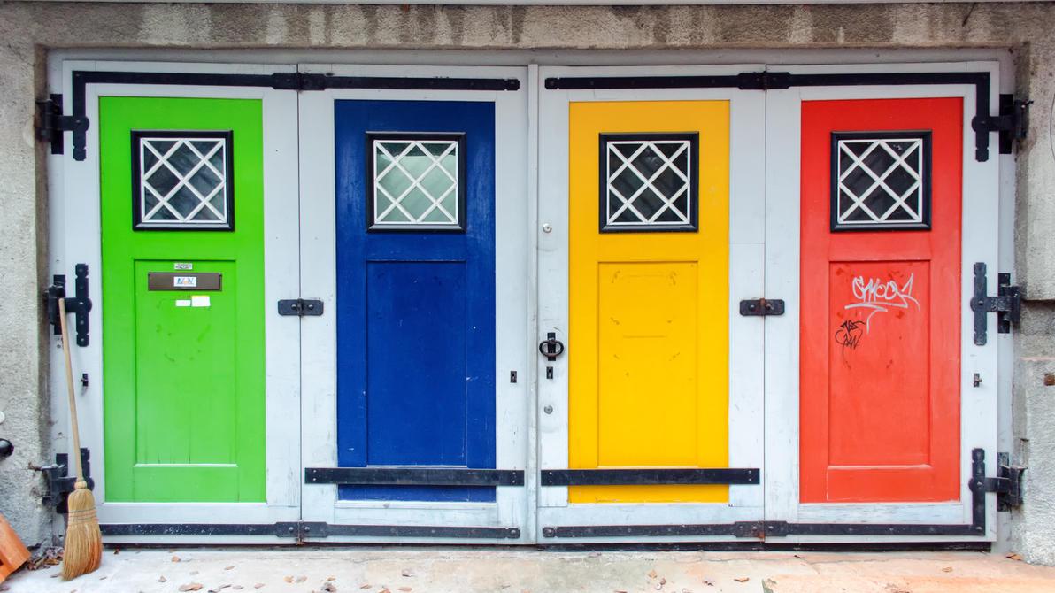 Doors by daenuprobst