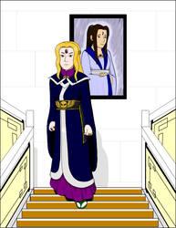 Lady Azela and Lady Idria - Best Friends