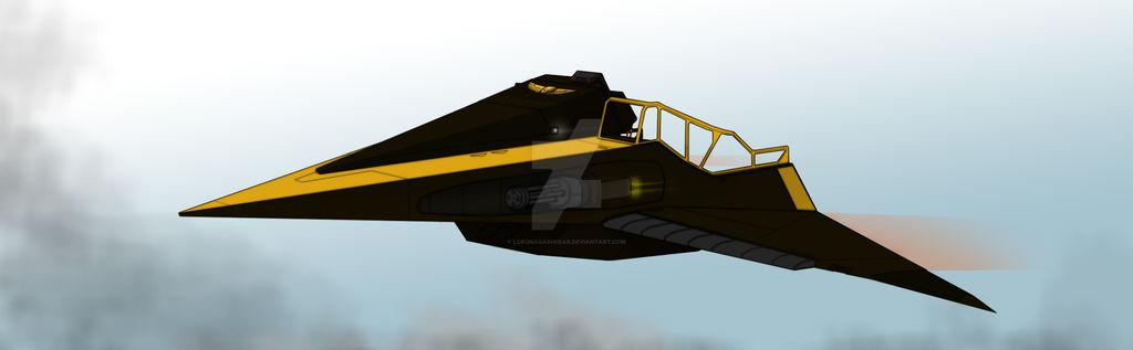 Skull Empire Air Chariot - Imperial Skimmercraft