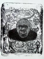 monki II by moodylemon