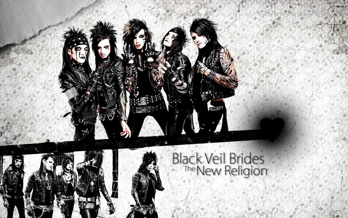 Black Veil Brides - New Religion by Crimson-Truth