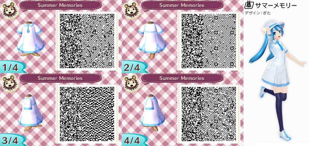 Animal Crossing New Leaf Summer Memories By Nevasarini On Deviantart