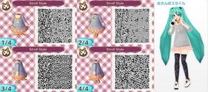 Animal Crossing New Leaf: Stroll Style