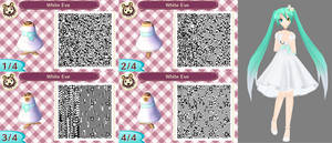 Animal Crossing New Leaf: White Eve