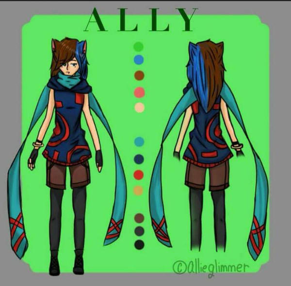 Ally by Lolikart
