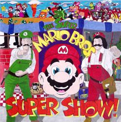 Super Mario Bros Super Show by VitoGraffito