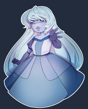 Steven Universe - Sapphire