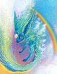 Carbuncle - Rainbow Light