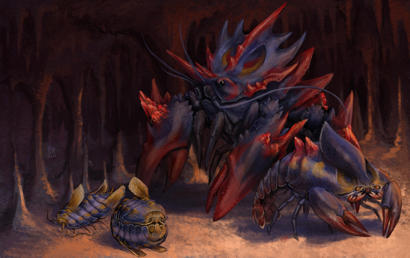 Gigalith Evolution Line by Ultyzarus on DeviantArt
